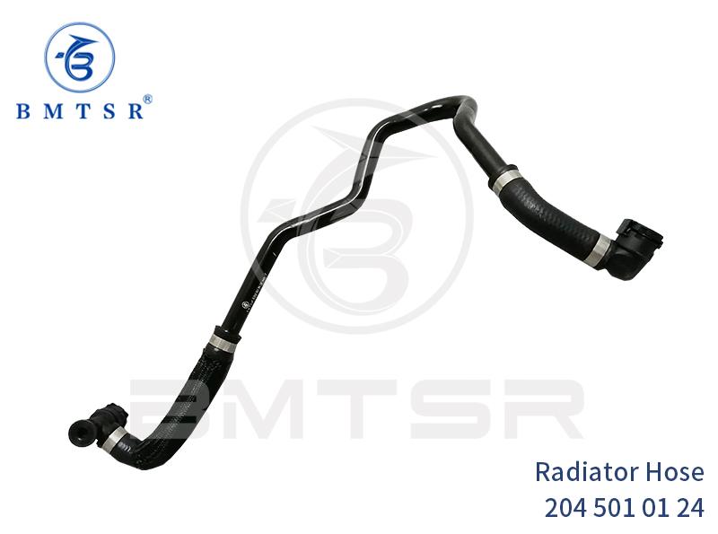 Radiator hose for W205 2045010124